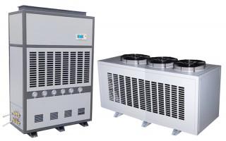 6000m3/h dehumidifier