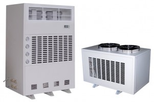 Constant temperature and constant humidity machine