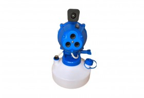 3 Nozzels Nebulizer for Disinfection 2020